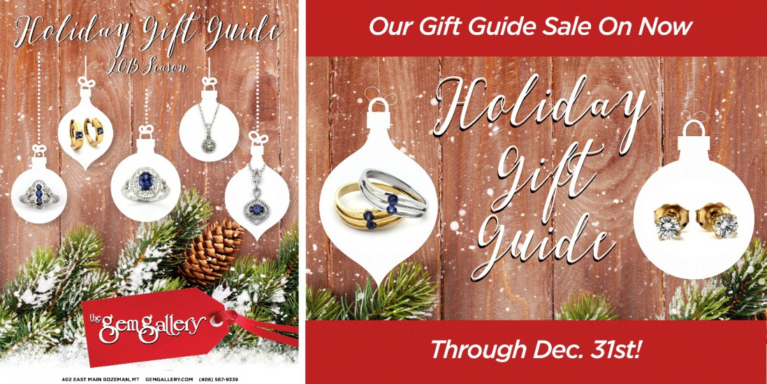 Holiday specials on sale now