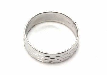 Men's 14K Wedding Band