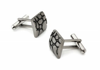 Men's Titanium Cufflinks