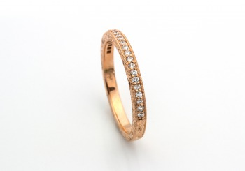 14K Diamond Ring