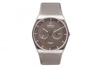 Jord Titanium Watch