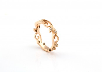 14K Fashion Ring