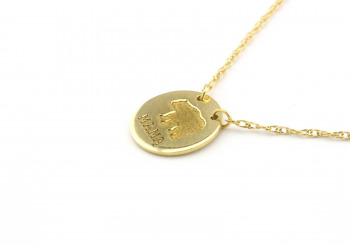 14K Fashion Necklace