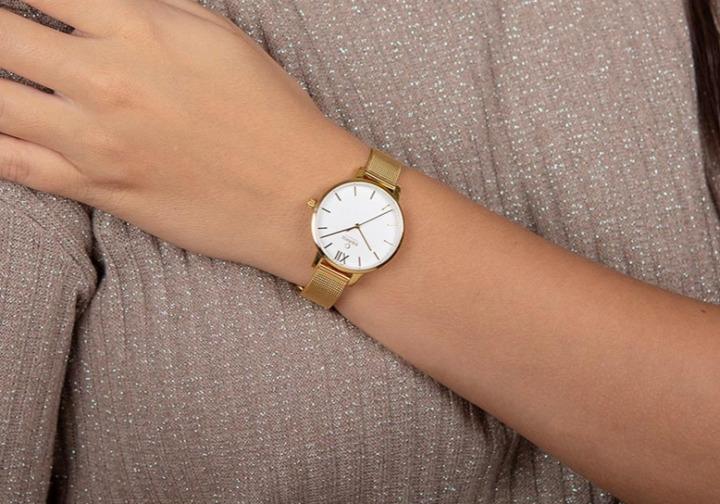 Liv Gold Watch