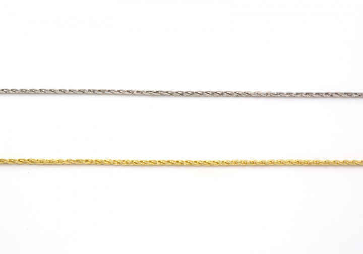 14K Persian Wheat Chain