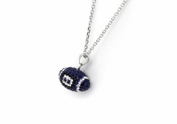 MSU Football Necklace