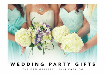 The Gem Gallery Wedding Party Gift Book